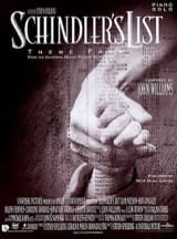 John Williams - Schindlers List Theme Piano Solo - Partition - di-arezzo.fr