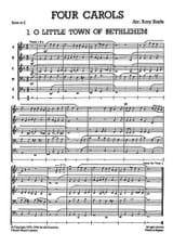 Four Carols - Junior Just Brass N° 3 Rory Boyle laflutedepan.com
