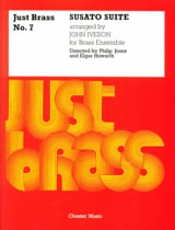Susato Suite - Just Brass N° 7 - Tielman Susato - laflutedepan.com