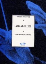 Joseph Horovitz - Adam-Blues - Sheet Music - di-arezzo.com