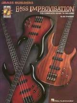 Ed Friedland - Bass Improvisation - Sheet Music - di-arezzo.com