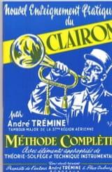 André Trémine - Nouvel Enseignement Pratique du Clairon - Partition - di-arezzo.fr