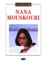 Livre D' Or - 15 Succès Nana Mouskouri Partition laflutedepan.com
