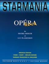 Starmania Partition Comédie musicale - laflutedepan