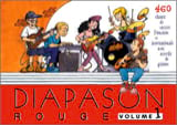 Diapason Rouge - Volume 1 - Partition - laflutedepan.com