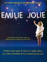 Emilie Jolie - Philippe Chatel - Partition - laflutedepan.com