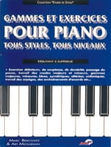 Marc Bercovitz - Piano Styles And Exercises All Styles All Levels - Sheet Music - di-arezzo.co.uk