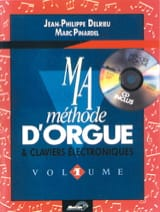 Delrieu J. P. / Pinardel M. - My Organ Method - Electronic Keyboards Volume 1 - Sheet Music - di-arezzo.com