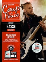 COUP DE POUCE - Beginner Bass Method - Sheet Music - di-arezzo.com