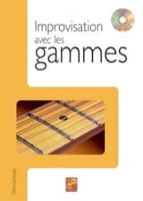 Improvisation avec les gammes Denis Lamboley laflutedepan.com