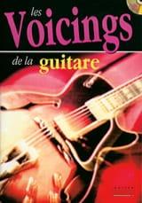 Les Voicings de la Guitare Derek Sébastian Partition laflutedepan.com