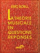 Eric Boell - La teoría musical en las respuestas de las preguntas - Partitura - di-arezzo.es