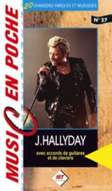 Johnny Hallyday - Music en poche N° 27 - Partition - di-arezzo.fr