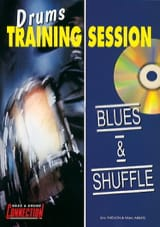 Drums Training Session Blues Et Shuffle laflutedepan.com