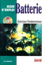 Eric Thiévon - Battery User's Guide, Basic Exercises - Sheet Music - di-arezzo.com