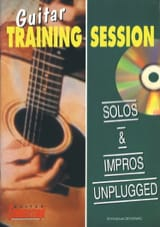 Guitar Training Session Solos Et Impros Unplugged laflutedepan.com