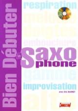 Eric Barret - Start the Alto Saxophone - Sheet Music - di-arezzo.co.uk