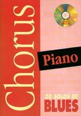Chorus Piano 20 Solos de Blues Philippe Doignon laflutedepan.com