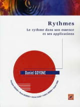 Daniel Goyone - Rhythm in Its Essence and Applications - Sheet Music - di-arezzo.com