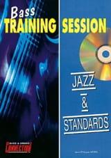 Bass Training Session Jazz Et Standards laflutedepan.com