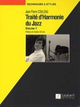 Traité D' Harmonie du Jazz Volume 1 Jean-Pierre Couleau laflutedepan