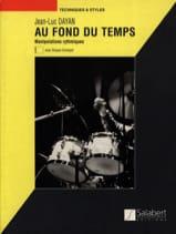 Jean-Luc Dayan - In the depth of time - Sheet Music - di-arezzo.com