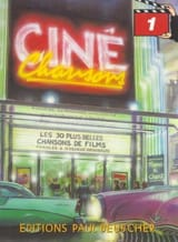- Cine Songs Volume 1 - Sheet Music - di-arezzo.com
