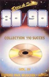 Collection 110 succès volume 4 tome 1 (1980-1990) - laflutedepan.com