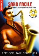- Alto sax easy volume 1 - Sheet Music - di-arezzo.com