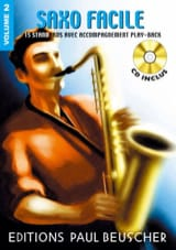 - Alto Saxo Easy Volume 2 - Sheet Music - di-arezzo.co.uk