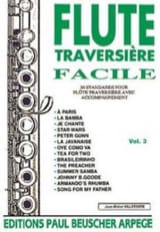 Jean-Didier Villetorte - Easy Flute Volume 3 - Sheet Music - di-arezzo.co.uk