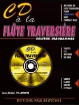 Jean-Didier Villetorte - CD Flute Flute - Sheet Music - di-arezzo.co.uk