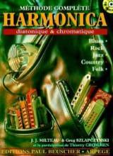 Méthode Complète Harmonica - laflutedepan.com
