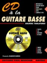 Françis Darizcuren - CD Has Bass Guitar - Sheet Music - di-arezzo.com