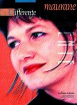 Maurane - Different - Sheet Music - di-arezzo.co.uk