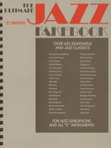 The Ultimate Jazz Fake Book Partition Jazz - laflutedepan