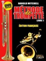Harold Mitchell - Trumpet Method Book 1 - Sheet Music - di-arezzo.co.uk