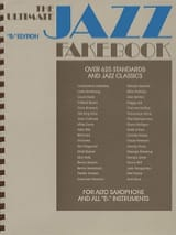 The Ultimate Jazz Fake Book Partition Jazz - laflutedepan.com