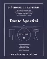 Dante Agostini - Volume 2 Battery Method - Sheet Music - di-arezzo.co.uk