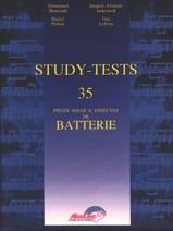 Study-Tests - 35 Pièces Solos & Epreuves de Batterie - laflutedepan.com