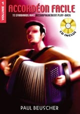 - Easy Accordion Volume 1 - Sheet Music - di-arezzo.com