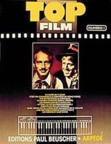 Top Film Volume 1 Partition Musiques de films - laflutedepan.com