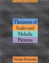 Thesaurus Of Scales And Melodic Patterns laflutedepan.com