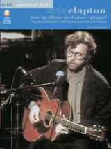 Eric Clapton - Signature Licks Guitar - Partition - di-arezzo.fr