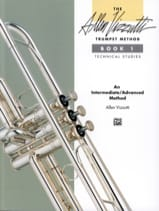 Allen Vizzutti - Trumpet method volume 1 - Technical studies - Partition - di-arezzo.fr