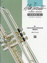 Allen Vizzutti - Trumpet method volume 3 - Melodic studies - Partition - di-arezzo.fr