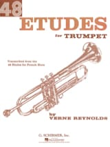 Verne Reynolds - 48 Studies - Sheet Music - di-arezzo.co.uk