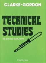 Technical Studies Clarke Herbert L. / Gordon Claude laflutedepan.com