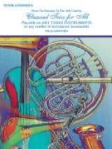 Classical Trios For All Partition Saxophone - laflutedepan.com
