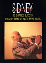 Sidney Bechet - 12 Great Achievements - Sheet Music - di-arezzo.com